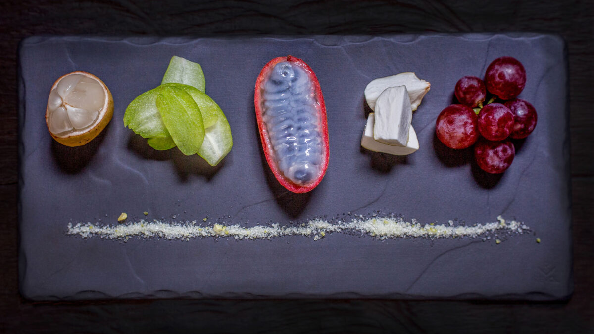 CWD different fruits with salt sugar and chili 4